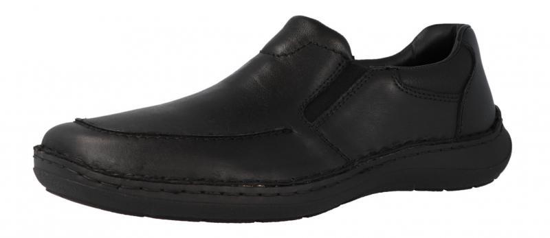 RIEKER Schuhe Slipper 03064-01 schwarz NEU
