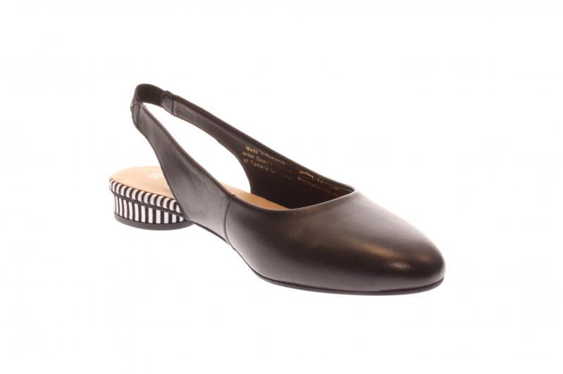 Sandale TAMARIS 1 29409 32 BlackStripes 052 | shoes în
