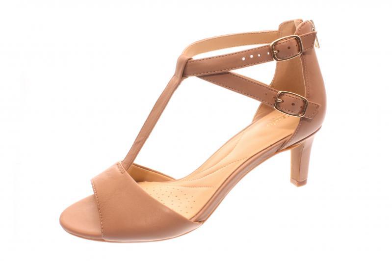 Clarks Damen SandalettePumpsSlingpumps Laureti Pearl BEIGE