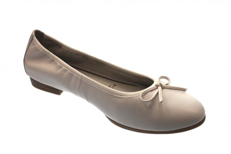 Tamaris señora pumps White leath (blanco) 1 1 22116 20127
