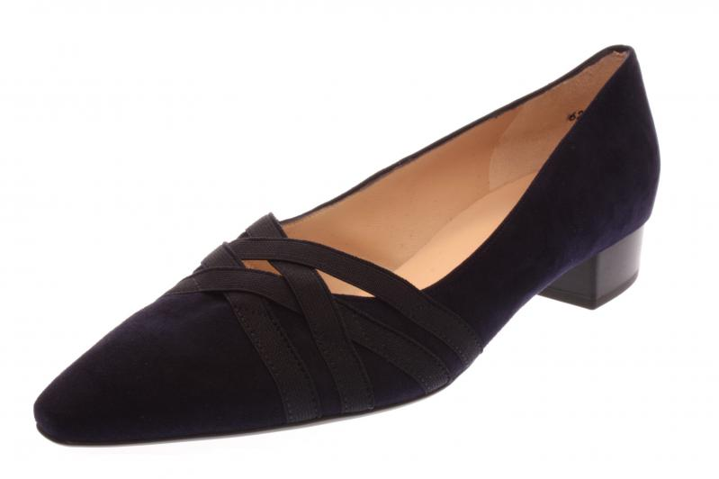 designer fashion 4a360 f53ac Peter Kaiser Damen Pumps Liesel Notte (Blau) 22729-104
