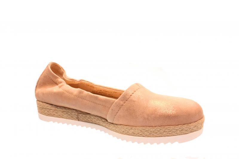 Gabor Damen BallerinaSlipper rame (Beige) 44.412.64