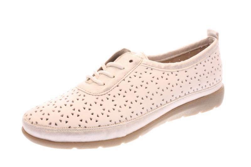 new product 94fac 56963 Remonte Damen Schnürer/Sneaker ice/weiss (Weiß) D190480