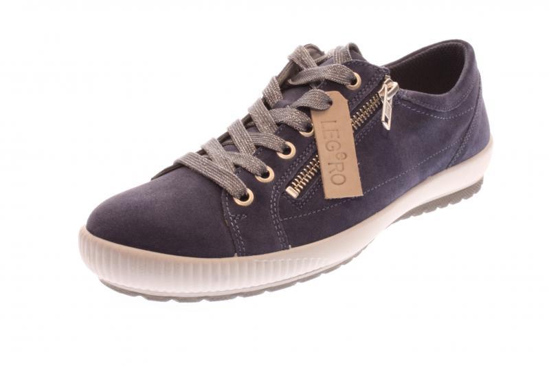 Legero Femmes Chaussure lacets Baskets Tanaro 4.0 Indaco (bleu) (Bleu) 4-00818