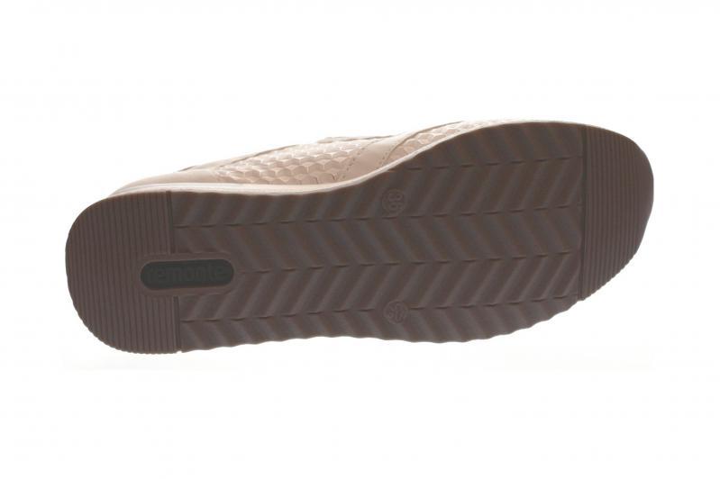 Details zu Remonte Damen HalbschuhSneakerSlipper weiss silberweissa (Weiß) R7012 80