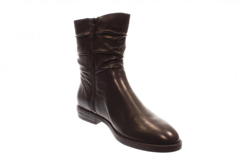 47c7b96f5c94c2 Tamaris Damen Stiefel Stiefelette BLACK (Schwarz) 1-1-25014-21 001