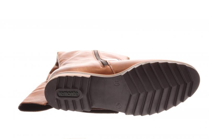 b95e5cd71ff9 Remonte Damen Stiefel chestnut (Braun) R2277-24