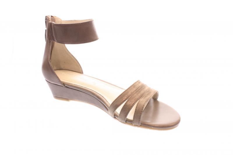 gerry weber damen sandale sandalette 668 beige g15001. Black Bedroom Furniture Sets. Home Design Ideas