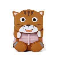 Affenzahn - Kinderrucksack Großer Freund Katze braun AFZ-FAL-001-037