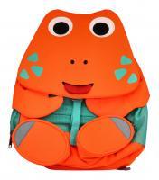 Affenzahn - Kinderrucksack großer Freund Krabbe neon orange (Orange) AFZ-NEL-001-038
