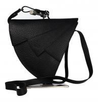 Voi Leather Design - Damentasche/Umhängetasche Yvonne schwarz 22026