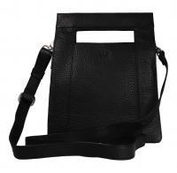 Voi Leather Design - Damentasche/Umhängetasche Livia schwarz 22014