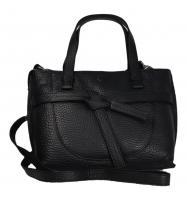 Voi Leather Design - Damentasche/Umhängetasche Harley schwarz 22029 sz