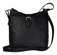 Voi Leather Design - Damentasche/Umhängetasche Nita schwarz 22037 sz