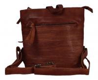 Beste Freundinnen - Damentasche/Rucksack String design cognac (Braun) 9023.27.25