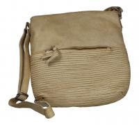 Beste Freundinnen - Damentasche/Umhängetasche String design sand (Beige) 9022.27.37