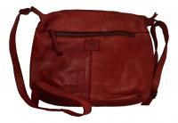 Bear Design - Damentasche/Umhängetasche rot CL 36419