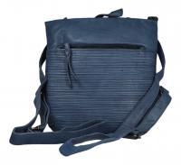 Beste Freundinnen - Damentasche/Rucksack String design jeans (Blau) 9023.27.32