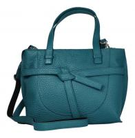 Voi Leather Design - Damentasche/Umhängetasche Harley topaz (Türkis) 22029 topaz