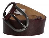 Cintura - MGM - Damengürtel bordeaux (Violett) 316/35/1090