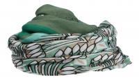 Cintura - MGM - Schal/Tuch Schal grün FL 508-7