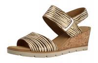 Gabor Damen Sandale africa (Beige) 45.751.31