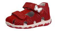 Superfit Kinder Sandale Fanni ROT 0-609041-5000